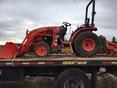 Tractor For Sale 2016 Kubota B2650HSD , 26 HP