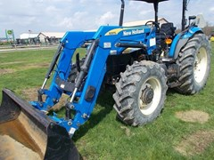 Tractor For Sale 2012 New Holland TD5050 , 95 HP