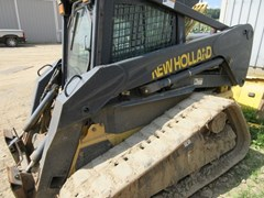 Skid Steer-Track For Sale 2006 New Holland LT185.B