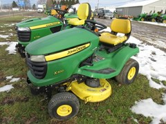 Lawn Mower For Sale 2007 John Deere X300 , 17 HP