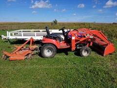 Tractor For Sale 2014 Simplicity Legacy 27LC , 27 HP
