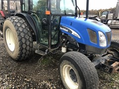 Tractor For Sale New Holland TN75SA