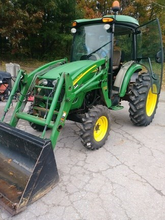 2011 John Deere 4720 Tractor For Sale