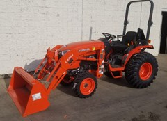 Tractor - Compact For Sale 2018 Kubota B2650HSD , 26 HP