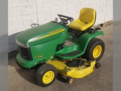 Riding Mower For Sale 2005 John Deere LX280 , 18 HP
