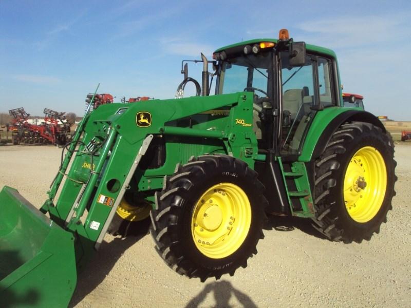2004 John Deere 7420 Tractor For Sale