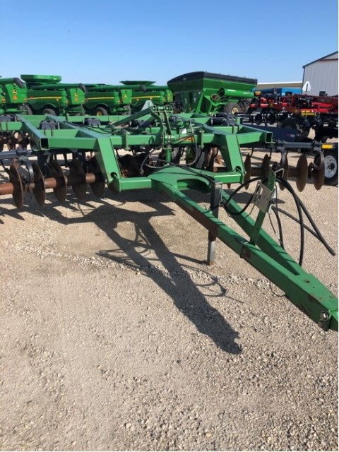 1998 John Deere 510 Disk Ripper For Sale