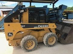 Skid Steer For Sale 2008 John Deere 317