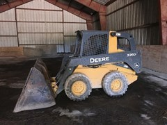 Skid Steer For Sale 2010 John Deere 326D