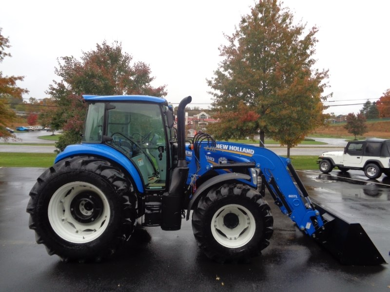 2015 New Holland T4.100 Tractor For Sale