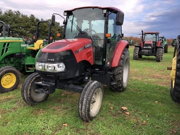 Case IH FARMALL-75-C Tractor For Sale