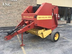 Baler-Round For Sale:  1994 New Holland 630