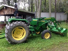 Tractor For Sale 2012 John Deere 5075E , 75 HP