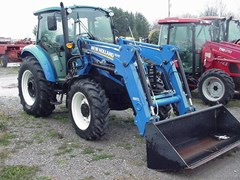 Tractor For Sale 2017 New Holland PowerStar 4.75 , 75 HP