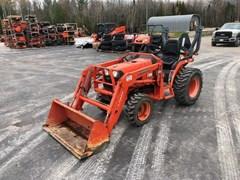 Tractor For Sale:  2006 Kubota B7610HSD
