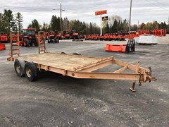 Equipment Trailer For Sale:   Other 72X14