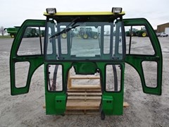 Tractor For Sale Curtis 3720 Cab