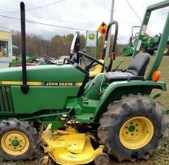 Tractor For Sale 1989 John Deere 770 , 27 HP