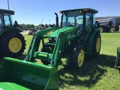 Tractor - Utility For Sale 2018 John Deere 5065E , 65 HP
