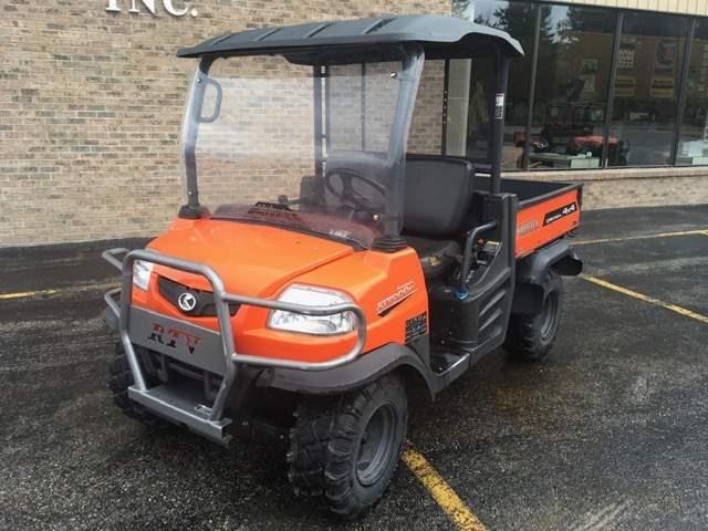 2012 Kubota RTV900XTW Recreational Vehicle For Sale
