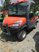 ATV For Sale:  2010 Kubota RTV1100