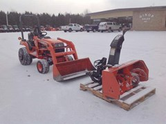 Tractor For Sale:  2000 Kubota BX2200D , 22 HP