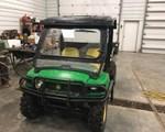 Utility Vehicle For Sale: 2009 John Deere XUV 850D