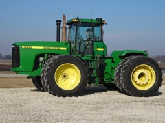 Tractor For Sale 2001 John Deere 9200