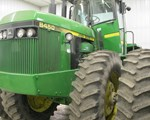 Tractor For Sale: 1983 John Deere 8450