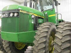 Tractor For Sale 1983 John Deere 8450