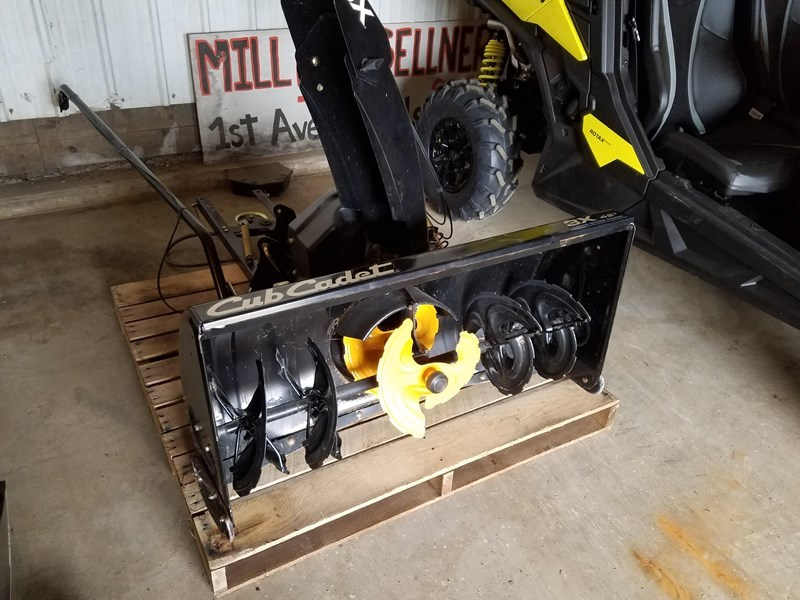"2016 Cub Cadet 3X-42"" Snow Blower For Sale"