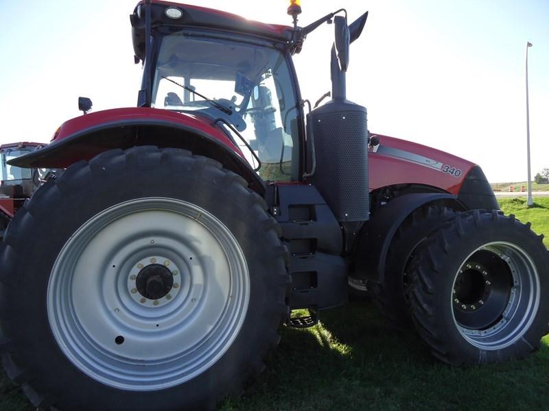 2015 Case IH Magnum 340 Tractor For Sale