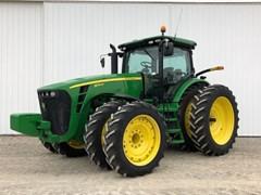 Tractor For Sale 2010 John Deere 8270R , 270 HP