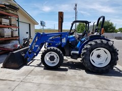Tractor For Sale 2004 New Holland TN70A , 70 HP