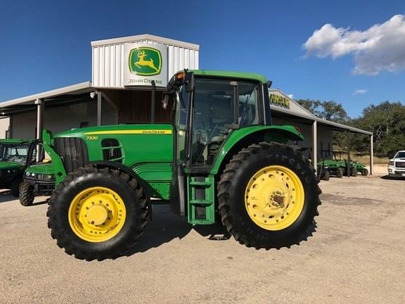 2010 John Deere 7330 Tractor For Sale