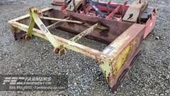 Box Blade Scraper For Sale Loewen Welding 7'