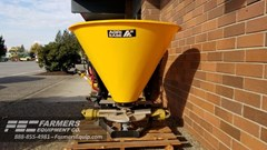 Fertilizer Spreader For Sale 2014 Braber PFS500G