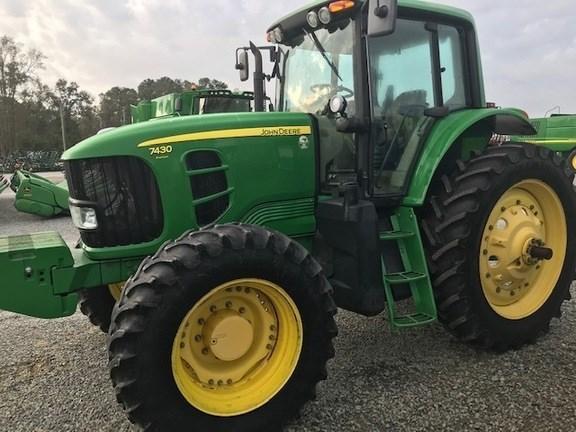 2010 John Deere 7430 Premium Tractor For Sale