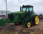Tractor For Sale: 2004 John Deere 8120T, 208 HP