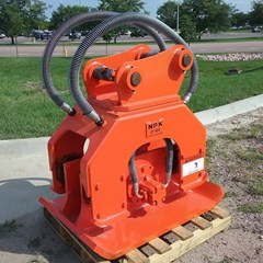 Plate Compactor For Sale:  2018 NPK C-8C