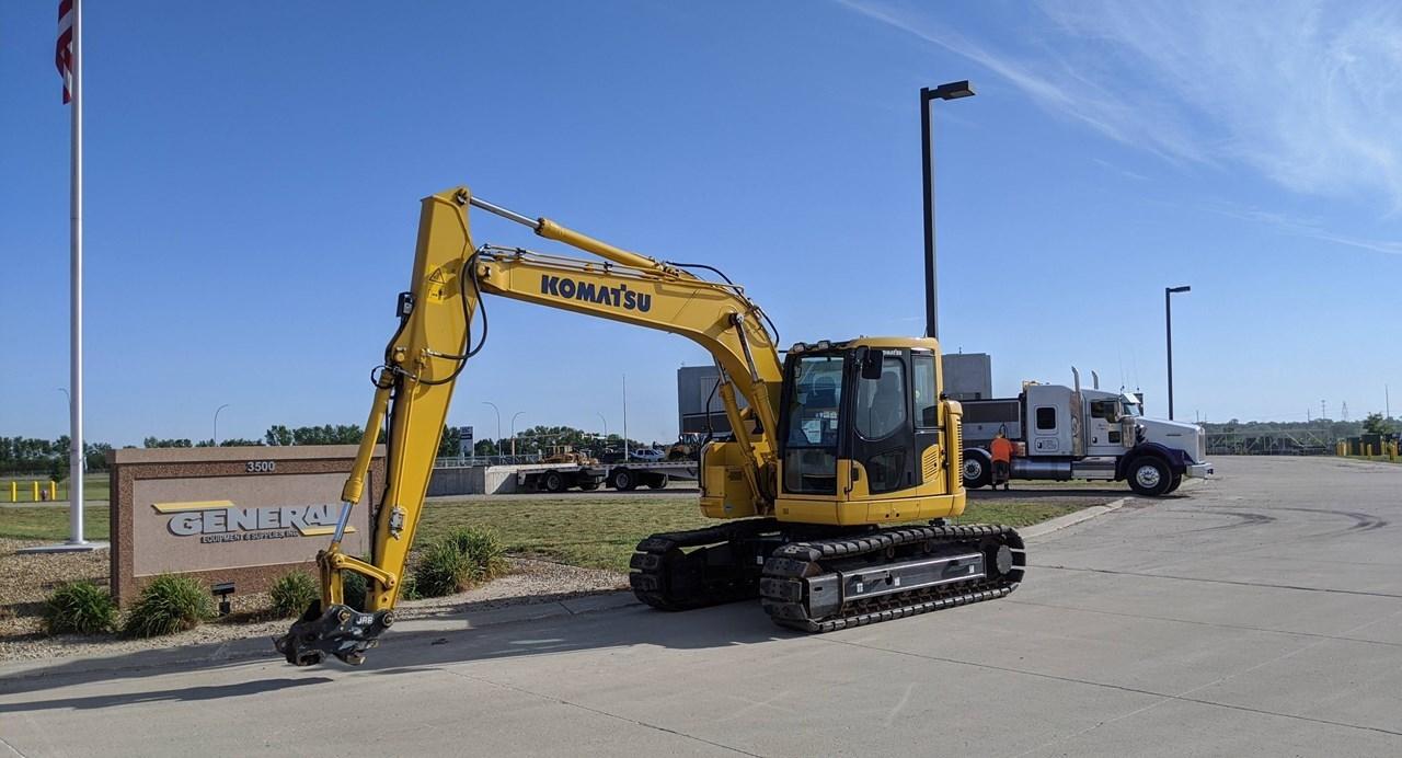 2018 Komatsu PC138USLC-11 Excavator For Sale