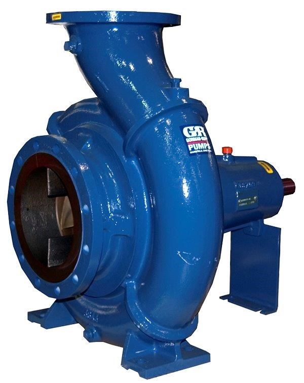 2018 Gorman-Rupp VGH8D31-B Pump For Sale