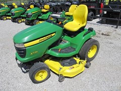 Riding Mower For Sale 2013 John Deere X534 , 24 HP