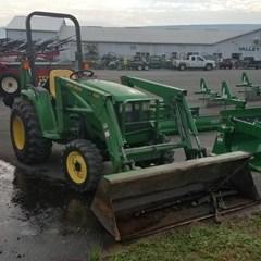 Tractor For Sale 2000 John Deere 4300 , 32 HP