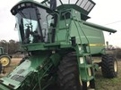 Combine For Sale:  2003 John Deere 9550