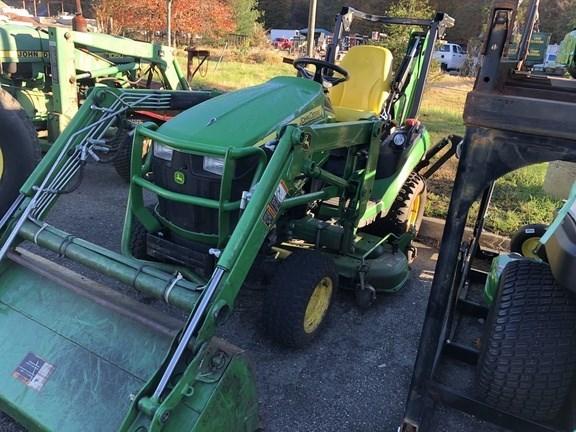 2012 John Deere 1026R Tractor For Sale