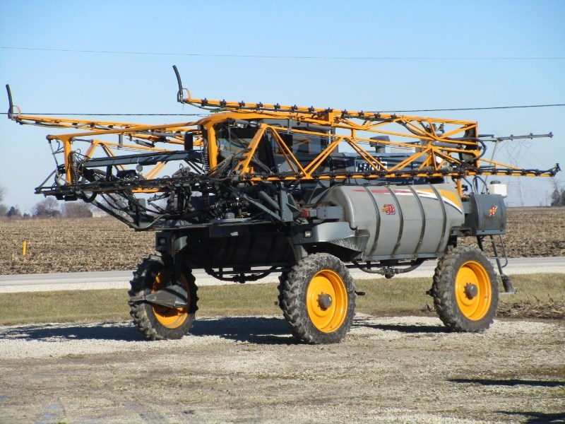 2008 Hagie DTS10 Sprayer-Self Propelled For Sale