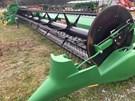 Header-Draper/Flex For Sale:  2014 John Deere 635FD