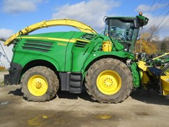 Forage Harvester-Self Propelled For Sale 2016 John Deere 8500