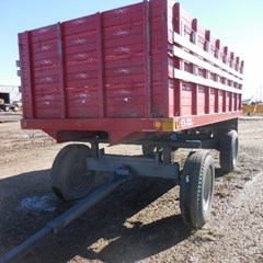 Omaha Standard COMBINATION BOX Grain Truck For Sale